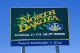 North Dakota real estate rebate