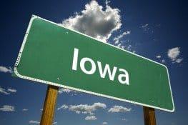 Iowa real estate savings