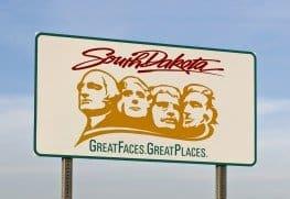 South Dakota real estate rebate