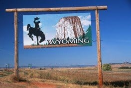 Wyoming real estate rebate