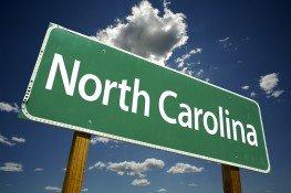 North Carolina real estate rebate