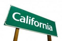 California real estate rebate