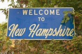 New Hampshire real estate rebate